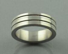 XEN Edelstahlring Edelstahl Ring RG22