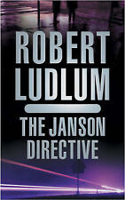 The Janson Directive by Robert Ludlum (Paperback 2002)