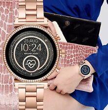 Michael Kors MKT5063 Smart Watch Sofie Gen 4 New