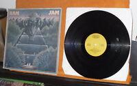"""RAM JAM VINILE 33 12"""" 1° ITALY PRESS EPIC RECORDS 1977"""