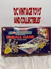 Vintage Ghostbusters Pinball Arcade Game Machine 1988 HTF RARE Not Working
