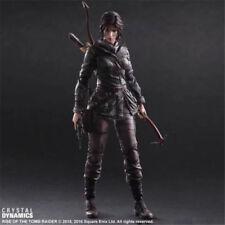 Play Arts Kai Rise Of The Tomb Raider Lara Croft Action Figur Figuren New In Box