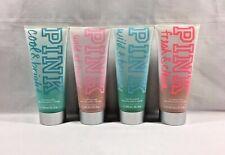 Victoria's Secret PINK Wash Scrub Fresh Clean Cool Bright Wild Heart Wild Breezy