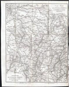 Carta Postale dall'Italia in Francia Chambery Ginevra Losanna-Vallardi-1832