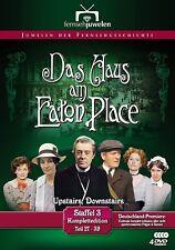 Das Haus am Eaton Place - Staffel 3, 4 DVD Set NEU + OVP!