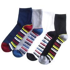 Boys bamboo school socks with minimal toe seam black white blue grey