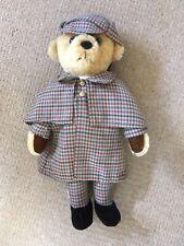 Merrythought Sherlock Holmes Teddy Bear