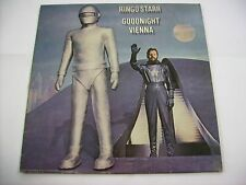 RINGO STARR - GOODNIGHT VIENNA - LP VINYL EXCELLENT CONDITION 1974 - BEATLES