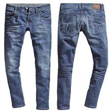 Timezone Herren Jeans 26-5619 Gerrit surfer wash Hose Männer Regular Fit Pants