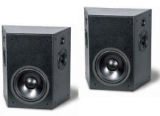 TruAudio PHT-SUR On-wall Surround, Left and Right Rear/Side Speakers -NEW in Box