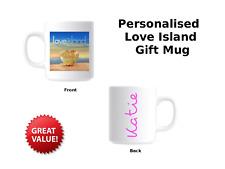 Love Island Personalised Gift Mug