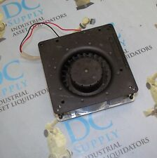 EBM PAPST PAPST RG90-18/14N  FLATPAK DC RADIAL BLOWER FAN