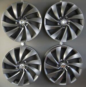 GENUINE SET ALLOY RIMS 20 INCH VW VOLKSWAGEN ARTEON R-LINE ROSARIO