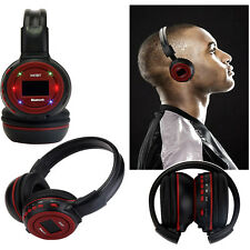 3.0 Stereo Bluetooth Wireless Headset / Headphones With Call Mic / Microphone
