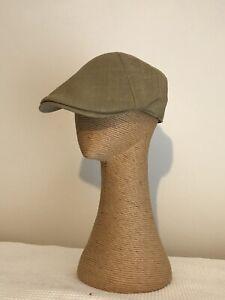 Goorin Bros Linen Flat Hat