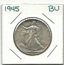Walking Liberty Half Dollars  1945