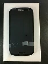 GENUINE / ORIGINAL LCD SAMSUNG GALAXY S3 / S III I9300 BLACK GH97-13630E