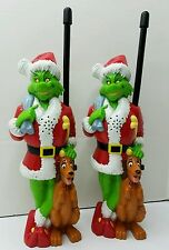 Dr Seuss How the Grinch Stole Christmas Walkie Talkie Set
