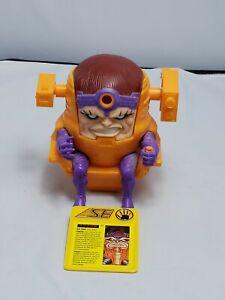 1995 Modok Toy Biz Marvel Action Hour Iron Man Action Figure Not Legends
