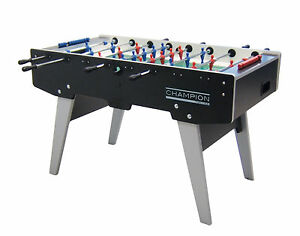 GARLANDO Champion Professional Football Table