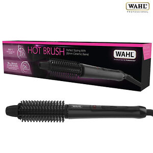 Wahl Professional Ceramic Hot Brush 19-26mm 200C Quick Heat Up With 2.7m Cord