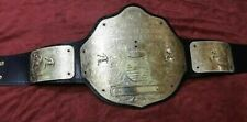 WCW World Heavyweight Championship Wrestling Belt Adult Size Replica