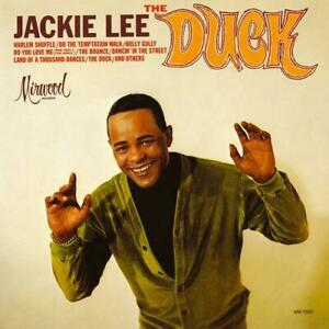 JACKIE LEE The Duck - New & Sealed Northern Soul CD (Kent) 60s Soul R&B