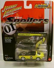 1976 '76 Chevy Camaro Rs Yellow The Spoilers Diecast Johnny Lightning Jl 2016