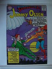 Jimmy Olsen #89 VG- Olsen's Super Survival Kit