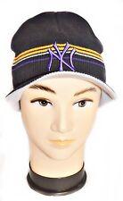 New Era Yankee Wintermütze Mütze Beanie Wollmütze Muetze  NY Yankee Cap #X2