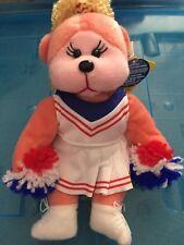 Beanie Kids - Amber the Cheerleader Bear