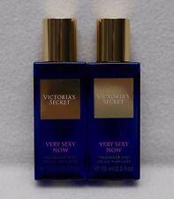 Victoria's Secret Very Sexy Now Fragrance Mist Set of 2 Bottles 2.5 fl oz ea