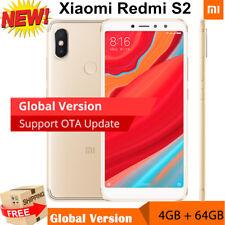 Global 4G Handy Xiaomi Redmi S2 5.99 Zoll Android 8.0 Qualcomm Octa Core 4GB64GB