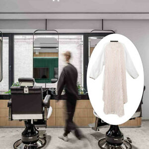 Hair Cutting Cape Barber Hairdressing Gown Washable Styling Perming Apron