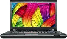 Lenovo ThinkPad T520 i5 2,5Ghz 4Gb 320Gb Win7Pro CAM 15,4 Zoll DISPLAY VZL