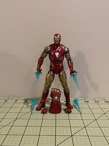 Marvel Legends Endgame Iron Man with Infinity Gauntlet 6 Inch Action Figure