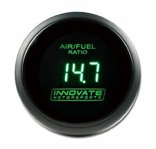 Innovate LC2 Wideband DB 52mm GREEN LED Gauge LC-2 (DISPLAY GAUGE ONLY) 3872