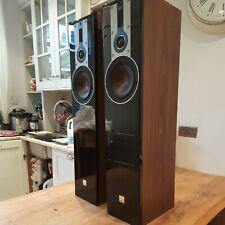 DALI Opticon 5 floor standing audiophile speakers Walnut