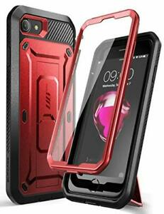 SUPCASE Unicorn Beetle Pro Series Case Designed for iPhone SE 2nd MetaRed
