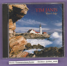 Tim Janis Water's Edge Music CD Cranberry Island 2000 TJE-CD-1103 New Sealed