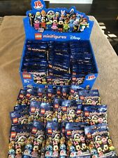 LEGO 71012 DISNEY SERIES 1 Mini-figures 83 Sealed Mystery Blind Bags RETIRED