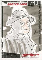 Spirit The Spirit Sketch Card by Daniel Cooney SK-6