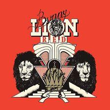 BUNNY LION - RED  CD NEU