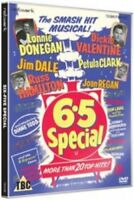 SIX FIVE 6 5 SPECIAL. Lonnie Donegan, Petula Clark. New sealed DVD.