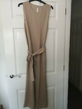 Ladies Zara Jumpsuit Size M New