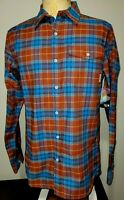 Mountain HardWear Mens Button-Up Twill Long Sleeve Shirt Small NEW NWT