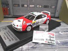 TOYOTA Celica ST205 Marlbor o Rallye Portugal #22 Bakhashab 1998 WM Trofeu 1:43