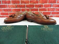 # Crockett & Jones Tassel Penny Loafers UK 7.5 EX US 8.5 EU 41.5 Worn Once