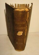 1858 History of Waterbury Connecticut-Bronson-Watertown-Plymouth-Genealogy-1st