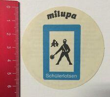 Aufkleber/Sticker: Milupa Sicherheit Für Ihr Kind - Schülerlotsen (290516104)